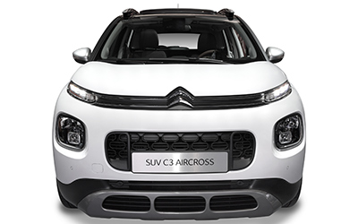 citroen c3 aircross toutes les finitions et motorisations des mod les citroen en 2018. Black Bedroom Furniture Sets. Home Design Ideas